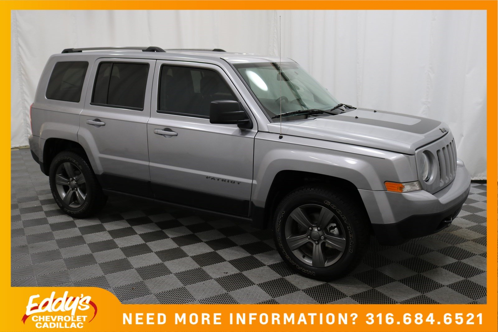 Pre Owned 2017 Jeep Patriot Sport Se 4x4