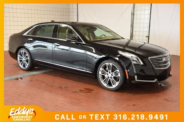 New 2018 Cadillac CT6 Sedan Platinum AWD
