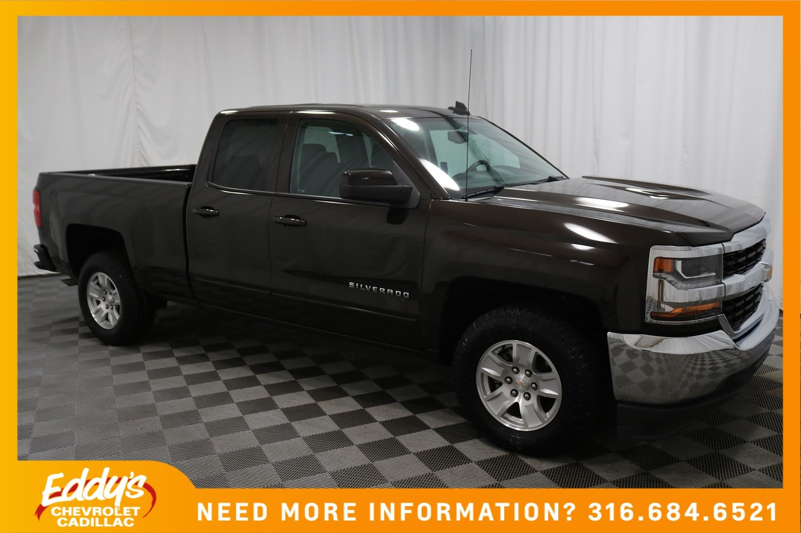 Rear Wheel Drive Truck Pre Owned 2018 Chevrolet Silverado 1500 Extended Cab Lt