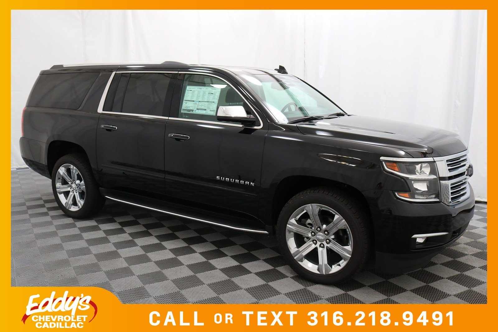 New 2018 Chevrolet Suburban Premier 4x4 SUV In Wichita