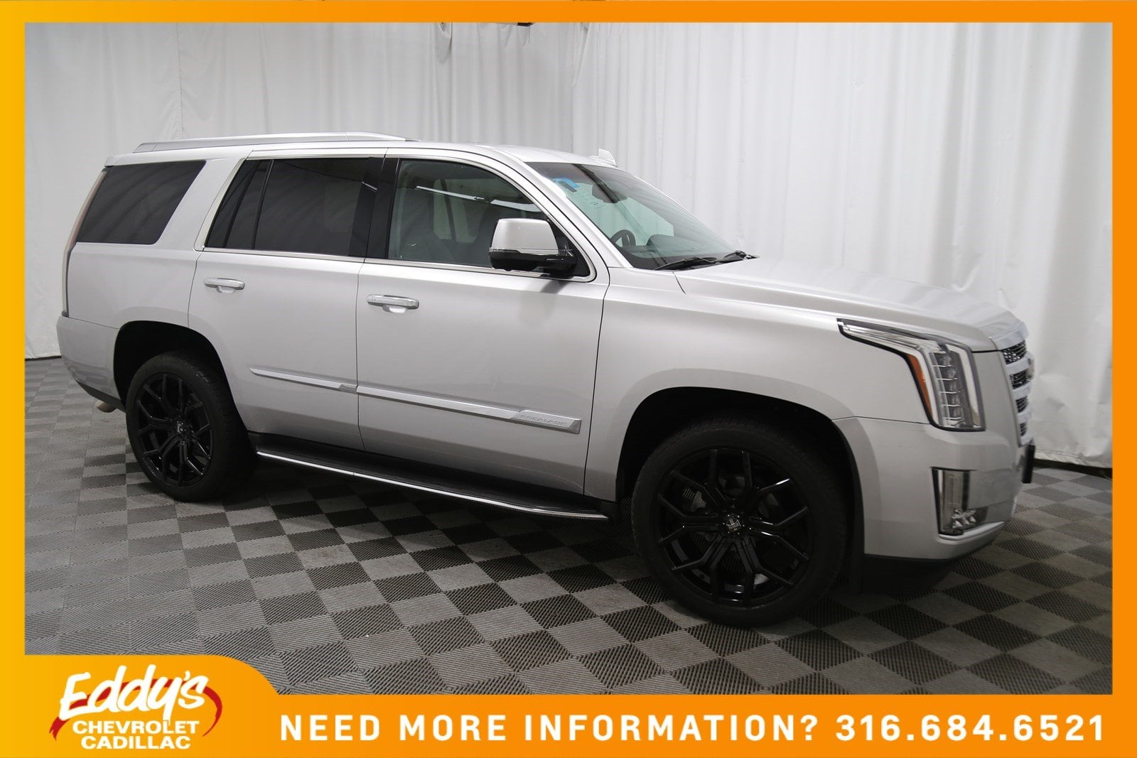Pre-Owned 2015 Cadillac Escalade Luxury 4x4