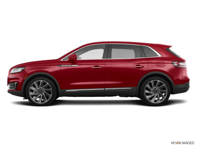New 2019 Lincoln Nautilus Reserve Suv In Wichita L2102 Eddy S