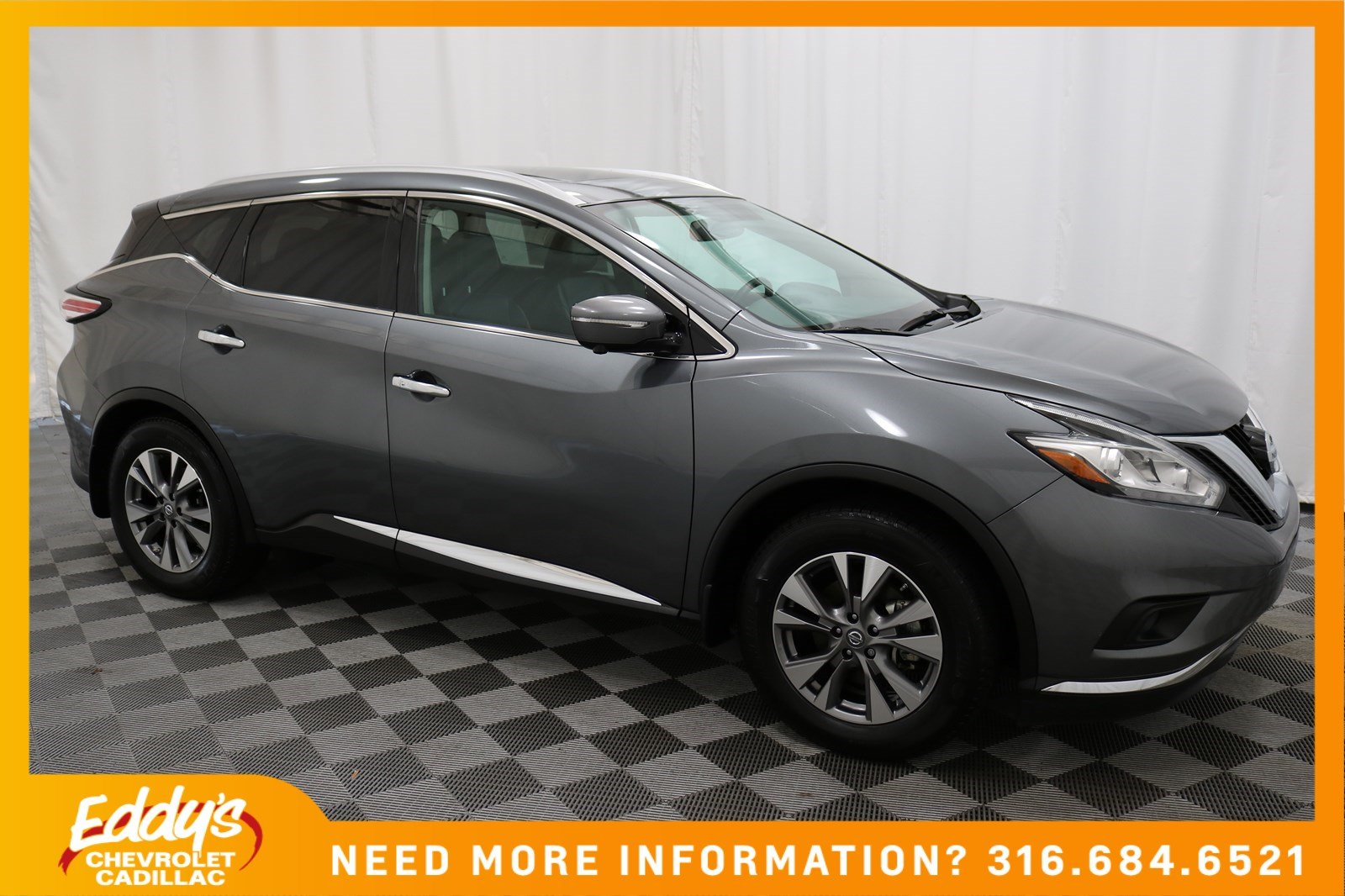 Pre Owned 2017 Nissan Murano Sl All Wheel Drive