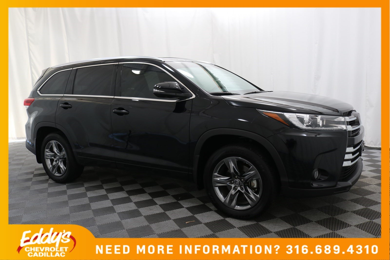 Pre-Owned 2018 Toyota Highlander Limited Platinum All-Wheel Drive
