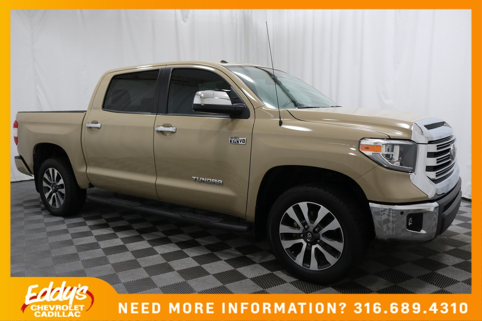 Pre-Owned 2018 Toyota Tundra 4WD