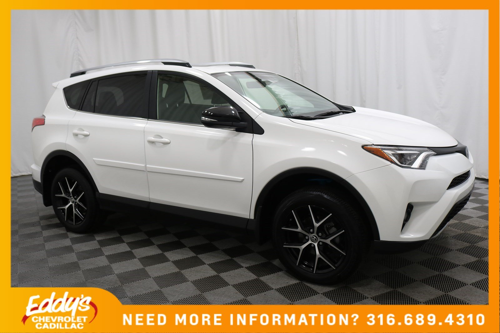 Pre-Owned 2018 Toyota RAV4 SE All-Wheel Drive