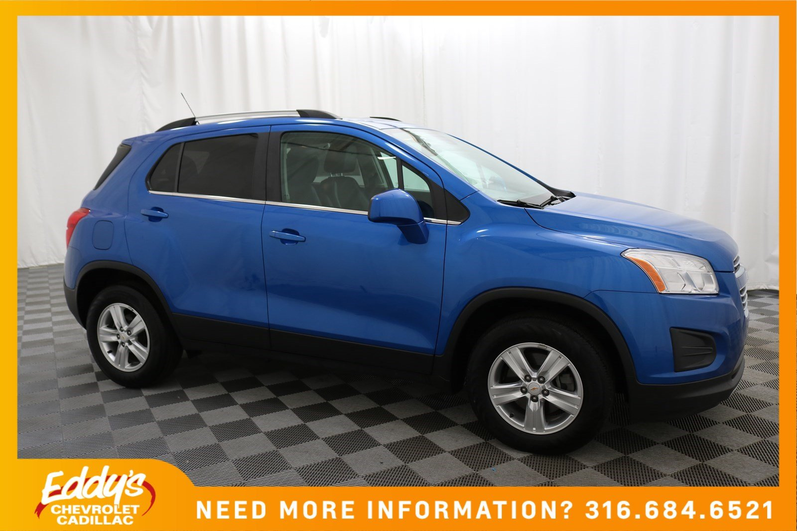 Pre-Owned 2016 Chevrolet Trax LT All-Wheel Drive