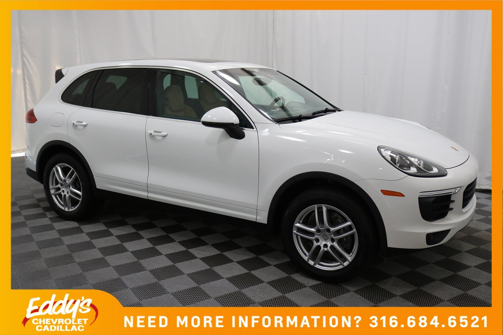 Pre-Owned 2016 Porsche Cayenne All-Wheel Drive