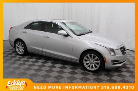 Pre-Owned 2018 Cadillac ATS Sedan Premium Luxury All-Wheel Drive