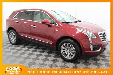Pre-Owned 2017 Cadillac XT5 Luxury All-Wheel Drive