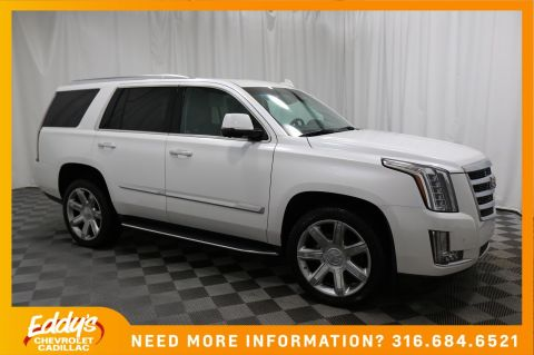 Pre-Owned 2016 Cadillac Escalade Luxury Collection 4x4