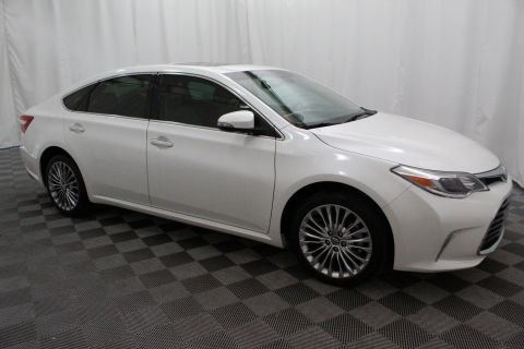Pre-Owned 2018 Toyota Avalon Limited