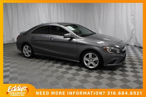 Pre-Owned 2015 Mercedes-Benz CLA CLA 250